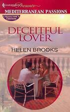 Deceitful Lover by Helen Brooks (2004, Paperback)