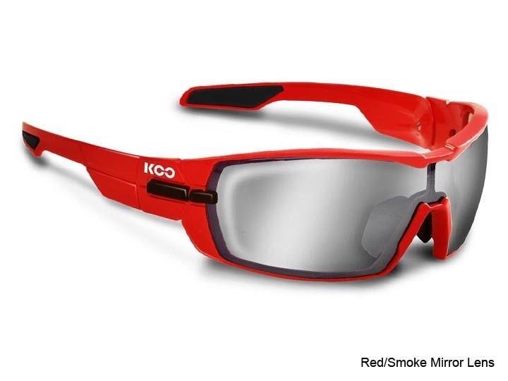 KASK OPEN KOO glasses red