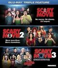 Scary Movie Triple Feature 0031398146803 With Marlon Wayans Blu-ray Region a