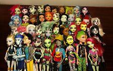 HUGE Monster High Dolls Lot Cupid Jackson Abbey Rochelle Venus Boys Clawd Scarah