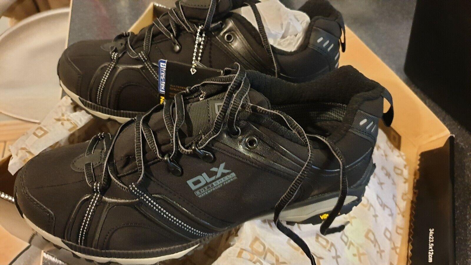 1600716d3e633 Trespass DLX Softshell Keyboard shoes UK 9 Hiking Size oxvqds13596-Men