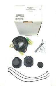 Original GM Chevrolet X0248007 Kabelsatz Anhängerzugvorrichtung 7-PIN Aveo