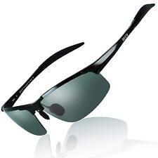 e761806431 DUCO Mens Sports Polarized Sunglasses UV Protection Sunglasses for Men 8177s