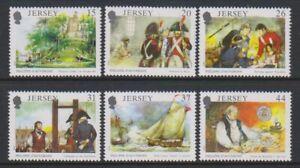 Jersey-1991-Philippe-D-039-Auvergne-Ensemble-MNH-Sg-539-44