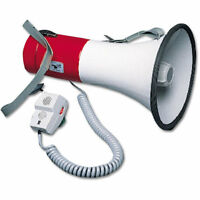1000 Yard Megaphone W/ Hand Held Microphone on sale