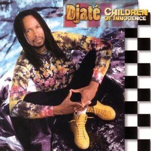 Djate-Childen-of-Innocence-11-TRACK-MUSIC-CD-NEW-SEALED-H255