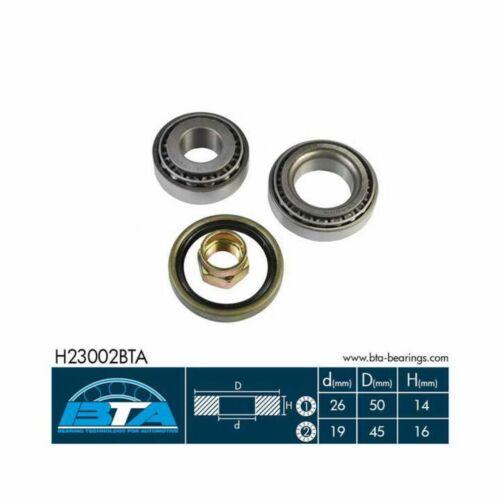 Radlagersatz BTA H23002BTA