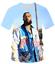 Fashion-Women-Men-3D-Print-Rapper-nipsey-hussle-Casual-T-Shirt-Short-Sleeve-Tops thumbnail 22
