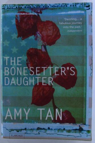 1 of 1 - #JJ26, Amy Tan THE BONESETTER'S DAUGHTER, SC AC