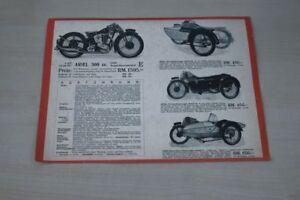 Style De Mode 195363) Ariel-modèle Programme-prospectus 1928-afficher Le Titre D'origine