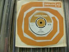 "CAT STEVENS:""KITTY"".1967 DERAM+ORIGINAL COVER.EXCELLENT COPY OF TINY UK #47 HIT."