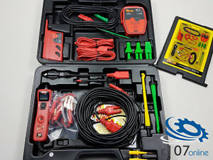 NEW Power Probe 3 & ECT3000 Open Short Circuit Finder Auto Electrical Diagnostic
