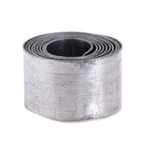 0,6 MM-1,2 MM 30 Mt Blei Blatt Streifen Blei Platinen Zinn Rolle Angelgerät RSPF
