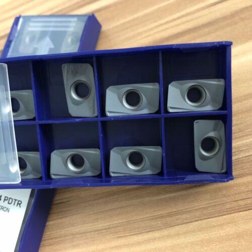10Pcs Insert APMT1604PDTR LT30 Carbide Inserts APKT1604 FOR stainless steel