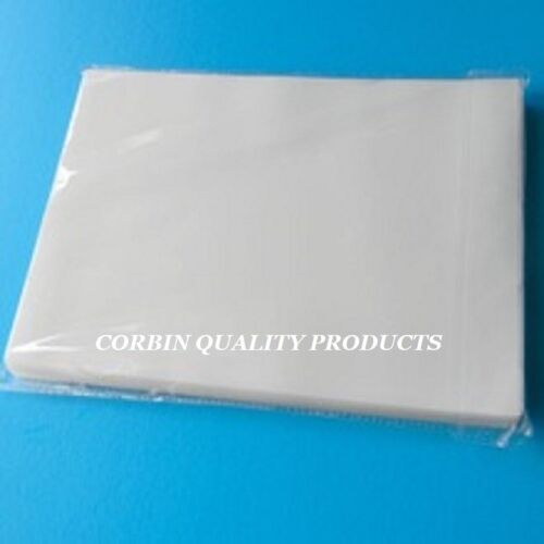 100 Business Card 3 Mil Laminating Pouches Laminator Sheets 2-1//4 x 3-3//4