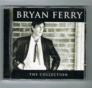 BRYAN-FERRY-THE-COLLECTION-CD-12-TITRES-TRES-BON-ETAT