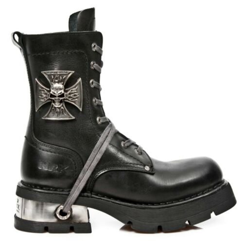 Boots Nr Rock Newrock M Black S1 New 1623 Mens 0PvZwvqd