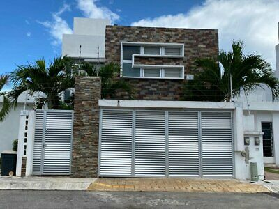 Se Renta Casa en Cancun Amueblada de 5 Recamaras en Fracc Bahia Dorada