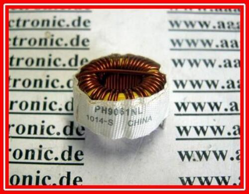 Power inductor 67µh 3,6a ph9061nl 21mm ra = 21mm 5 unid.