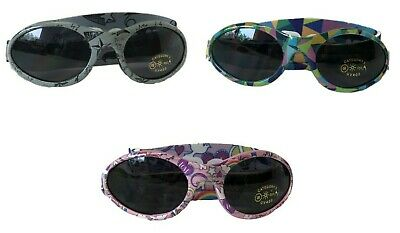 Kidz Banz PINK Sunglasses 100/% UV Protection Boys Girls 2-5 Years Value #000086