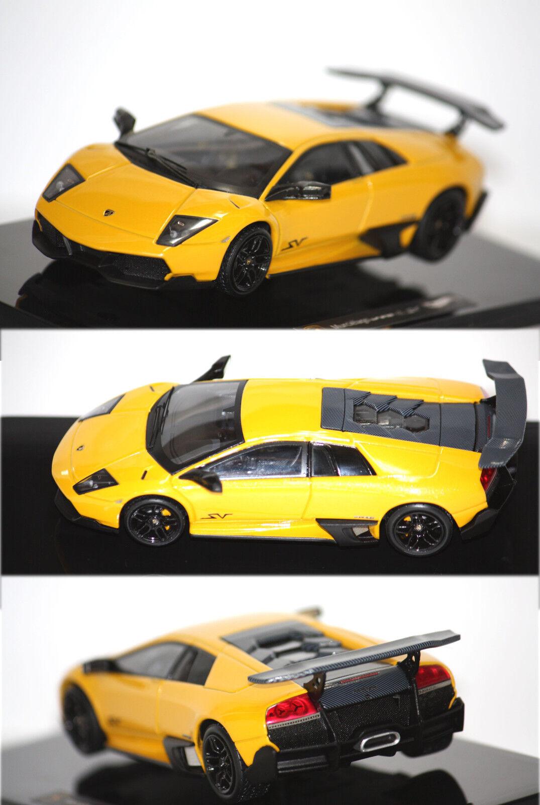 risposta prima volta Calienteruedas Elite Lamborghini Murcielago LP 670-4 670-4 670-4 Sv 2006 Gituttia 1 43 T6934  qualità di prima classe