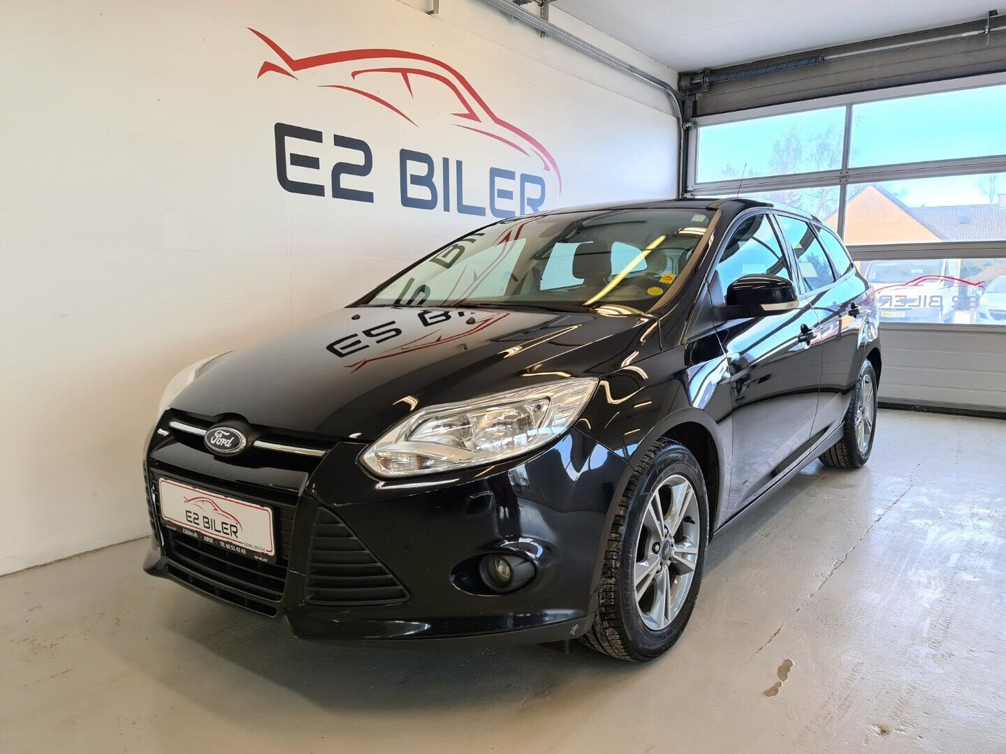 Ford Focus 1,0 SCTi 100 Edition stc. ECO 5d