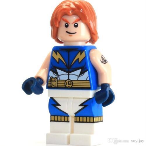 NEW LEGO LIGHTNING LAD FROM SET 5004077 sh211