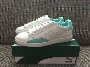 Puma Sneaker weiß türkis