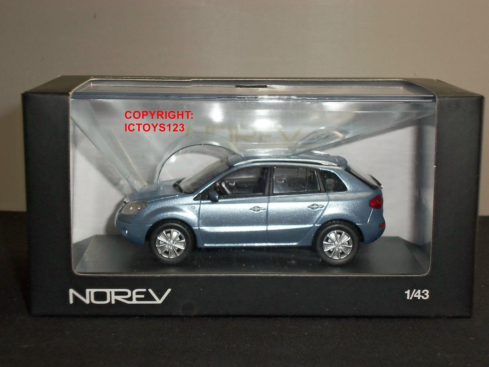 Norev 800953 Coche Modelo Diecast Samsung QM5 blu