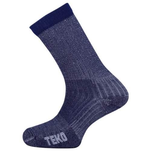 Storm Navy Teko Merino Light-Hiking Socks Light Cushion