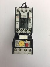 CONTACTOR MOTOR CONTROL RELAY STARTER 15HP 120V COIL C18D10D7
