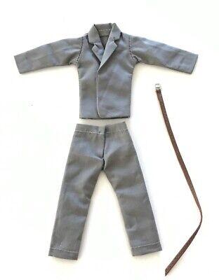 No Figure Pants Belt for Marvel Legend Suit Body SU-SUIT-GRY: 1//12 Jacket