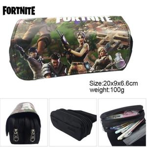 Fortnite Xbox PS4 Federmappe Federtasche Stifteetui Etui Schule Geschenk