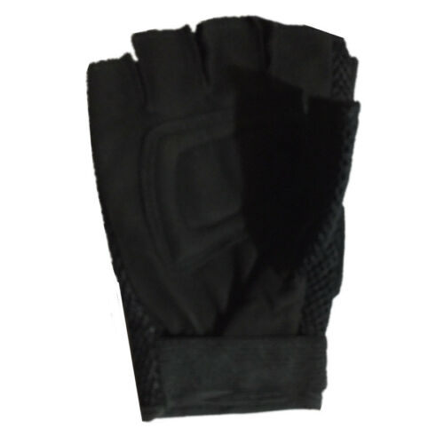 Outdoor Sports Camping Hunting Half Fingers Gloves Cycling Army Tactical OGLO342
