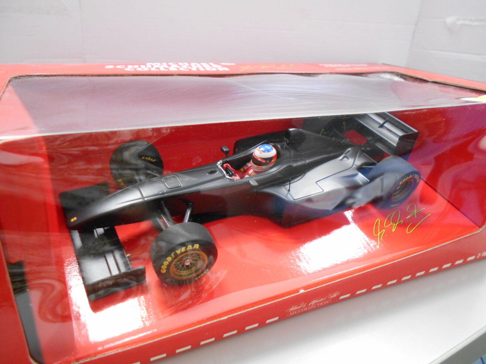 MIN510981800 by MINICHAMPS FERRARI F1 F300 TEST COCHE FIORANO FIORANO FIORANO 1998 1 18 178