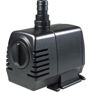 Reefe 260-POND PUMP 240V 5.5W 260Lph 0.45m Head,Fully Submersible IP68+5m Cable
