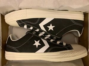Converse Star Player Ox Low Top Black