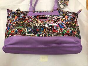 Tokidoki Roma Tote Handbag