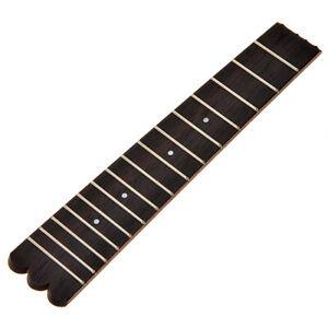 21-039-039-Ukulele-Fretboard-Fingerboard-W-15-Frets-Rosewood-For-Soprano-Ukulele