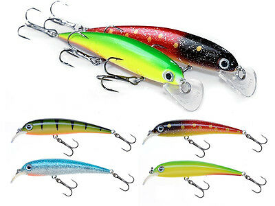 Taiga Lures Saga 7cm / floating lure for trout, perch / SAGA7 / VARIOUS COLOURS!