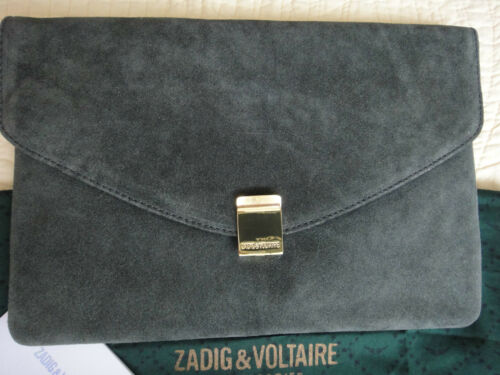 lizor Voltaire Pochette Neuve Zadig Cuir B886O