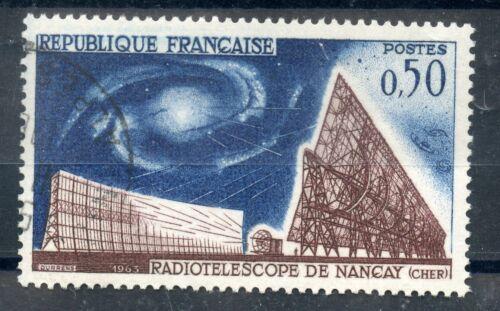 STAMP / TIMBRE FRANCE OBLITERE N° 1362  RADIOTELESCOPE DE NANCAY  | eBay