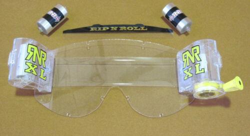 Roll Off System RIP /'N ROLL Total sistema XL adatto per Scott 83//87//89 89i ENDURO