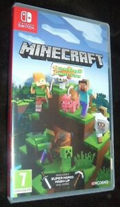 Minecraft-Nintendo-Switch-NSW-Neuf-Scelle-UK-Gratuit-p-amp-p-Vendeur-Britannique-succede-Bedrock