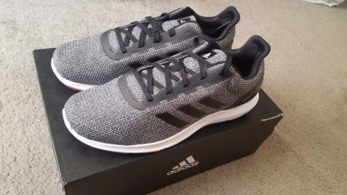 Adidas core hombre 2 de running Black black 11m cosmic red Zapatillas para Tamaño qS4RxEz