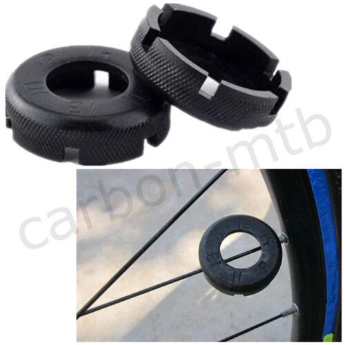 Bicycle Bike 6 Way Spanner Spoke Nipple Key Wheel Rim Wrench Repairing Mini Tool
