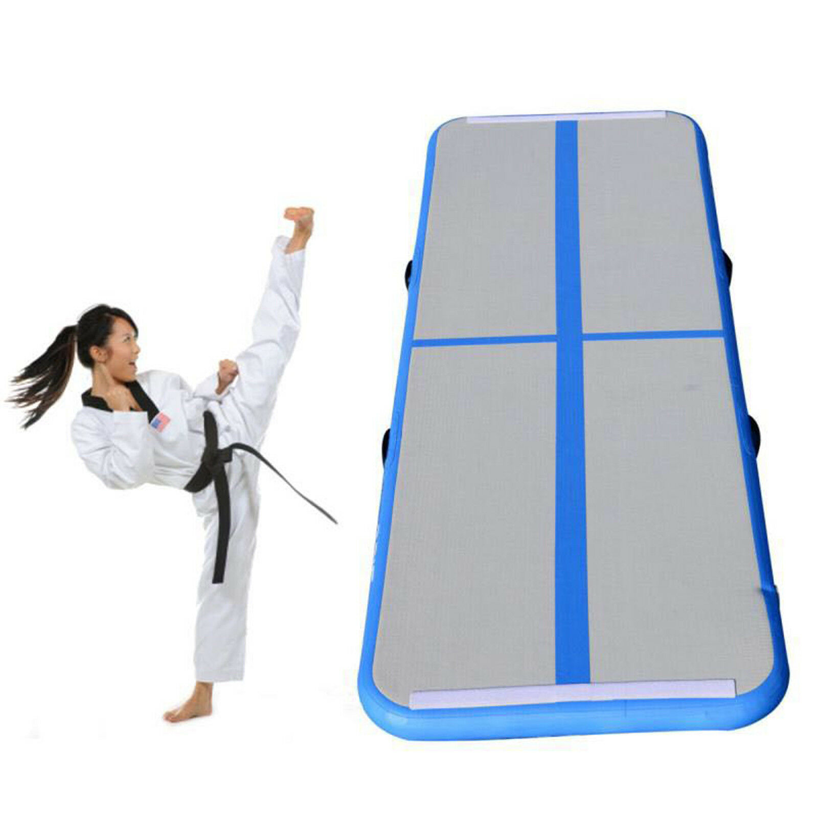 mats used gymnastics incline com purple wedge