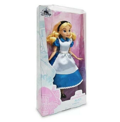 "New Disney Alice from Alice in Wonderland Classic 12/"" Doll"
