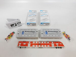 CN568-0-5-2x-Viessmann-H0-5211-Magnetic-Decoder-For-Marklin-Etc-Mint-Box