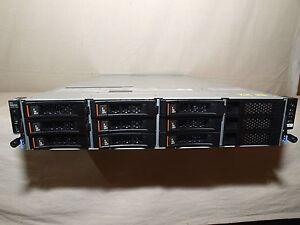 IBM QRadar xx05 G2 Server 4380Q1E - 9x1TB SAS HDD, 64GB RAM - NEW | eBay